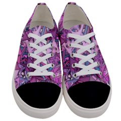Fun,fantasy And Joy 7 Women s Low Top Canvas Sneakers