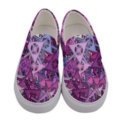 Fun,fantasy And Joy 7 Women s Canvas Slip Ons