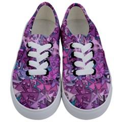 Fun,fantasy And Joy 7 Kids  Classic Low Top Sneakers