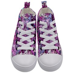Fun,fantasy And Joy 7 Kid s Mid Top Canvas Sneakers
