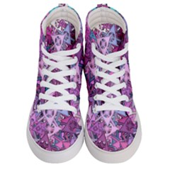 Fun,fantasy And Joy 7 Women s Hi Top Skate Sneakers