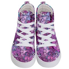 Fun,fantasy And Joy 7 Kid s Hi Top Skate Sneakers