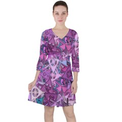 Fun,fantasy And Joy 7 Ruffle Dress