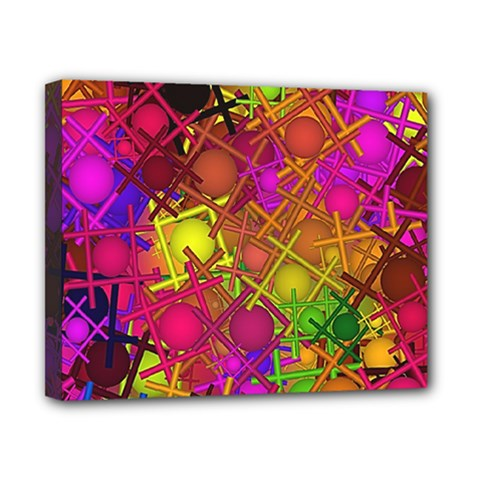 Fun,fantasy And Joy 5 Canvas 10  X 8