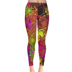 Fun,fantasy And Joy 5 Leggings