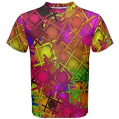 Fun,fantasy And Joy 5 Men s Cotton Tee