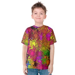 Fun,fantasy And Joy 5 Kids  Cotton Tee