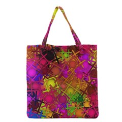 Fun,fantasy And Joy 5 Grocery Tote Bag