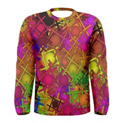 Fun,fantasy And Joy 5 Men s Long Sleeve Tee