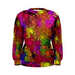 Fun,fantasy And Joy 5 Women s Sweatshirt
