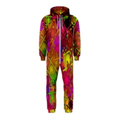 Fun,fantasy And Joy 5 Hooded Jumpsuit (kids)