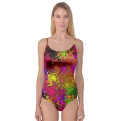 Fun,fantasy And Joy 5 Camisole Leotard