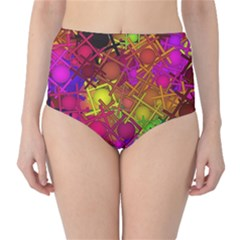 Fun,fantasy And Joy 5 High Waist Bikini Bottoms
