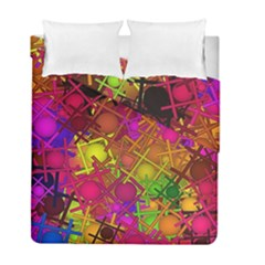 Fun,fantasy And Joy 5 Duvet Cover Double Side (full/ Double Size)