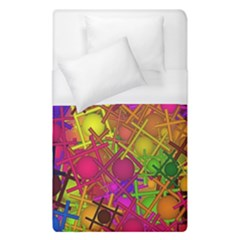 Fun,fantasy And Joy 5 Duvet Cover (single Size)