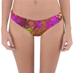 Fun,fantasy And Joy 5 Reversible Hipster Bikini Bottoms