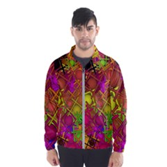 Fun,fantasy And Joy 5 Wind Breaker (men)