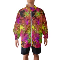 Fun,fantasy And Joy 5 Wind Breaker (kids)