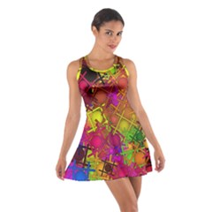 Fun,fantasy And Joy 5 Cotton Racerback Dress