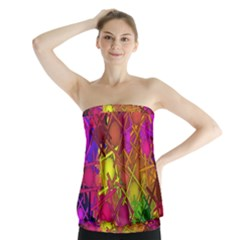 Fun,fantasy And Joy 5 Strapless Top
