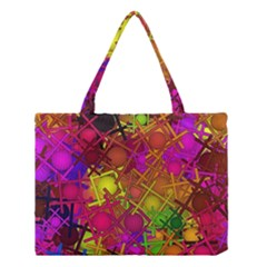 Fun,fantasy And Joy 5 Medium Tote Bag