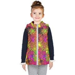 Fun,fantasy And Joy 5 Kid s Puffer Vest