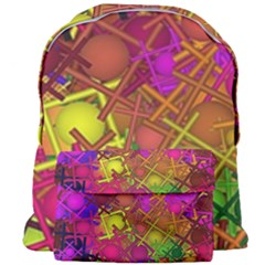 Fun,fantasy And Joy 5 Giant Full Print Backpack