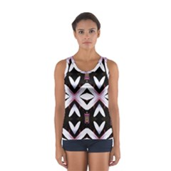 Japan Is A Beautiful Place In Calm Style Sport Tank Top