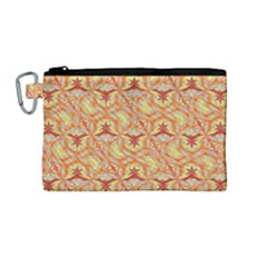 Universe Pattern Canvas Cosmetic Bag (medium)