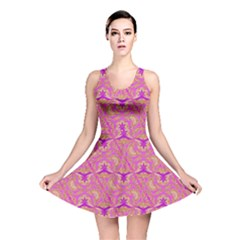 Universe 1 Pattern Reversible Skater Dress