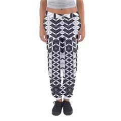 Flower Of Life Grey Women s Jogger Sweatpants