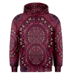 Leather And Love In A Safe Environment Men s Pullover Hoodie