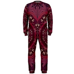 Leather And Love In A Safe Environment Onepiece Jumpsuit (men)
