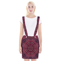 Leather And Love In A Safe Environment Braces Suspender Skirt