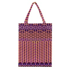 Flower Of Life Pattern 3 Classic Tote Bag
