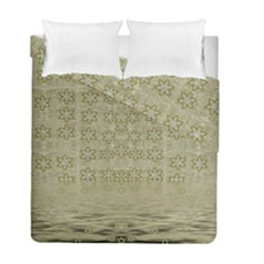 Shooting Stars Over The Sea Of Calm Duvet Cover Double Side (full/ Double Size)