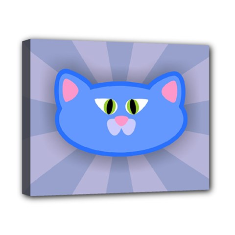 Advertise Animal Boarding Cat Canvas 10  X 8
