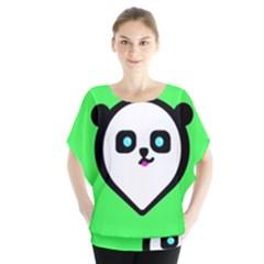 Panda Bear Blouse