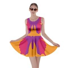 Butterfly Wings Insect Nature Skater Dress