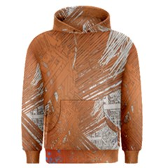 Abstract Lines Background Mess Men s Pullover Hoodie