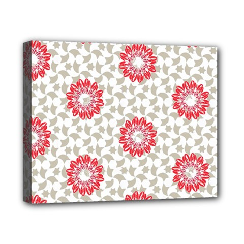 Stamping Pattern Fashion Background Canvas 10  X 8