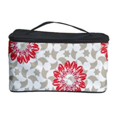 Stamping Pattern Fashion Background Cosmetic Storage Case