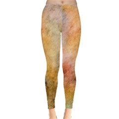 Texture Pattern Background Marbled Leggings