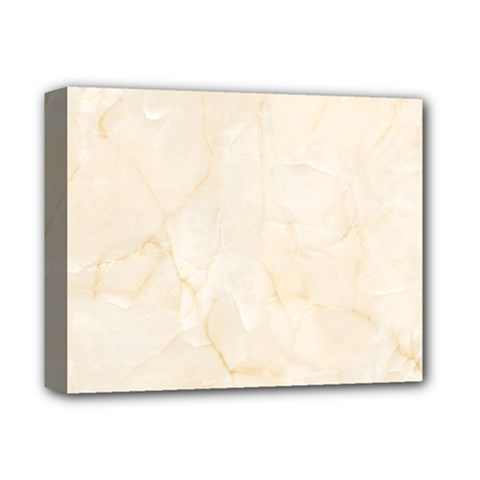 Rock Tile Marble Structure Deluxe Canvas 14  X 11
