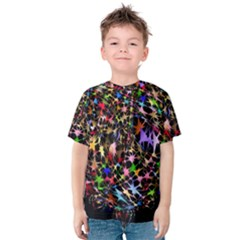Network Integration Intertwined Kids  Cotton Tee
