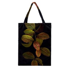 Autumn Leaves Foliage Classic Tote Bag