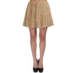Rock Tile Marble Structure Skater Skirt