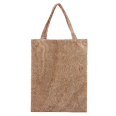 Rock Tile Marble Structure Classic Tote Bag