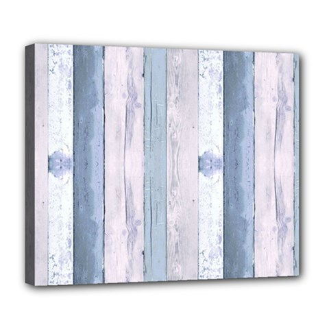 Plank Pattern Image Organization Deluxe Canvas 24  X 20