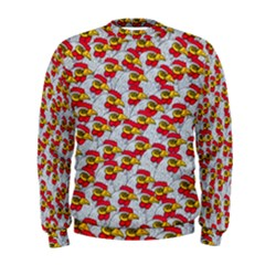Chickens Animals Cruelty To Animals Men s Sweatshirt